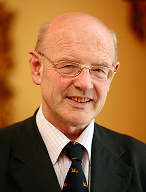 Prof. Frank Convery